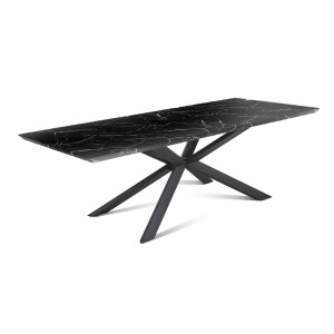 KRETA TABLE zwart