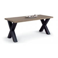 XENOS TAFEL 240 cm Canyon Monument Oak