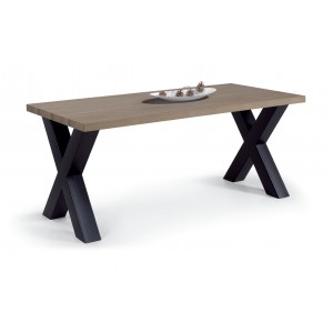 XENOS TAFEL 220 cm Canyon Monument Oak